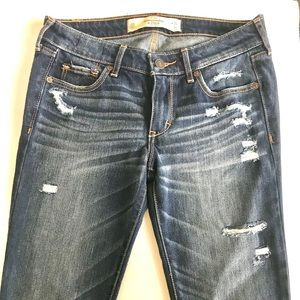 Abercrombie & Fitch Skinny Jeans Straight-leg